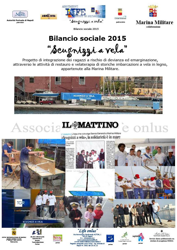 Bilancio sociale 2015 Scugnizzi a vela associazione Life onlus1024_1