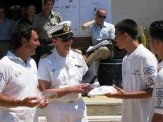 Nomina Vice- Presidente Onorario Associazione Life_Com.te MARIDIST Napoli C.V. Gaetano Di Terlizzi